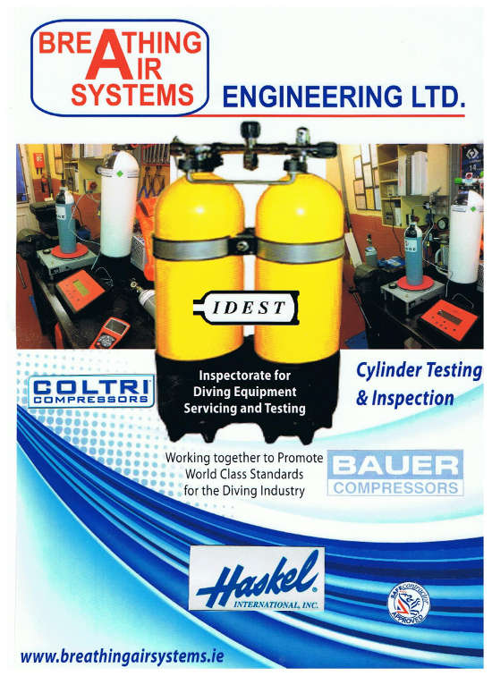 IDEST Cylinder Testing & Inspection Qualified Partner