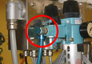 Compressed Air Gas Leaks - Leak Detection Devices / Sniffers