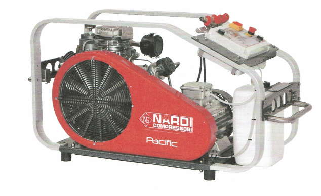 For Sale: Nardi Pacific Compressors - Petrol & Electric