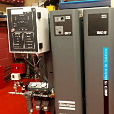 Atlas Copco Breathing Air Dryer