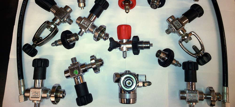 High pressure systems spare parts